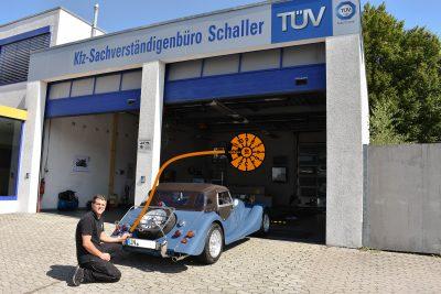 TÜV Ingolstadt (Gaimersheim)